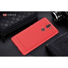 Luurinetti TPU-suoja Nokia 8 Sirocco red