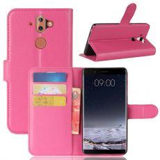 Luurinetti Flip Wallet Nokia 8 Sirocco rose
