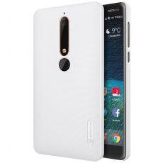 Nillkin Super Frosted -kuori Nokia 6.1 white