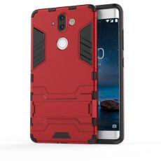 Luurinetti suojakuori tuella Nokia 8 Sirocco red