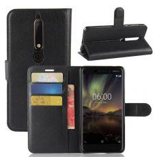 Luurinetti suojalaukku Nokia 6.1 black