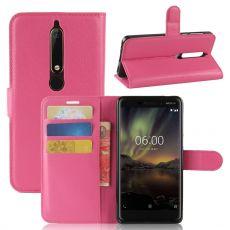 Luurinetti suojalaukku Nokia 6.1 rose