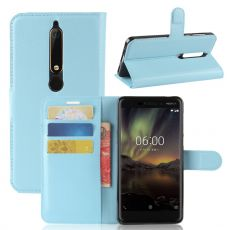 Luurinetti suojalaukku Nokia 6.1 blue