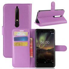 Luurinetti suojalaukku Nokia 6.1 purple