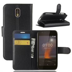 Luurinetti Flip Wallet Nokia 1 black