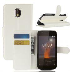 Luurinetti Flip Wallet Nokia 1 white