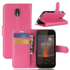Luurinetti Flip Wallet Nokia 1 rose