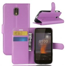 Luurinetti Flip Wallet Nokia 1 purple