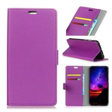 Luurinetti Flip Wallet Nokia 7 Plus purple