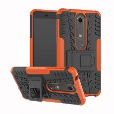 Luurinetti Nokia 6.1 suojakuori tuella orange