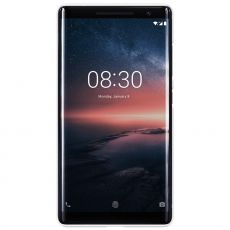 Nillkin Super Frosted Nokia 8 Sirocco white