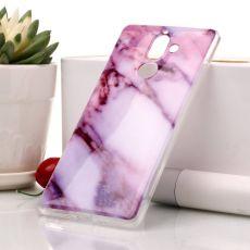 Luurinetti TPU-suoja Nokia 7 Plus Marble 11