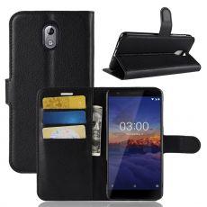 Luurinetti Flip Wallet Nokia 3.1 black