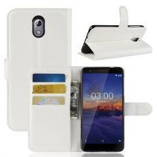 Luurinetti Flip Wallet Nokia 3.1 white