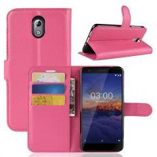 Luurinetti Flip Wallet Nokia 3.1 rose