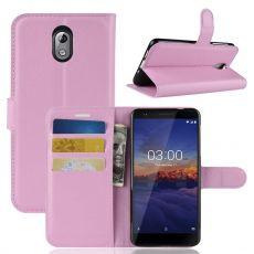 Luurinetti Flip Wallet Nokia 3.1 pink