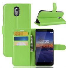 Luurinetti Flip Wallet Nokia 3.1 green