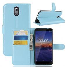 Luurinetti Flip Wallet Nokia 3.1 blue