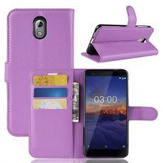 Luurinetti Flip Wallet Nokia 3.1 purple