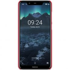Nillkin Super Frosted Nokia 5.1 Plus red