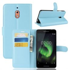 Luurinetti Flip Wallet Nokia 2.1 Blue