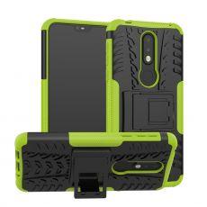 Luurinetti kuori tuella Nokia 7.1 green