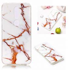 Luurinetti TPU-suoja Nokia 7.1 Marble #1