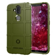 Luurinetti Rugger Shield Nokia 8.1 green