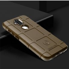 Luurinetti Rugger Shield Nokia 8.1 brown