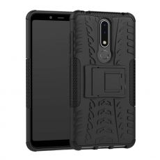 Luurinetti kuori tuella Nokia 3.1 Plus black