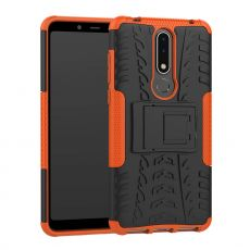 Luurinetti kuori tuella Nokia 3.1 Plus orange
