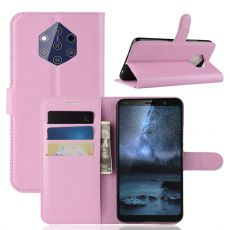 Luurinetti Flip Wallet Nokia 9 PureView pink