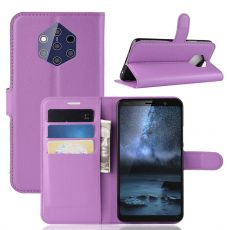 Luurinetti Flip Wallet Nokia 9 PureView purple