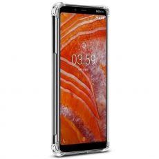Imak läpinäkyvä Pro TPU-suoja Nokia 3.1 Plus