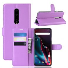 Luurinetti Flip Wallet OnePlus 7 Pro Purple