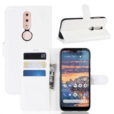 Luurinetti Flip Wallet Nokia 4.2 white