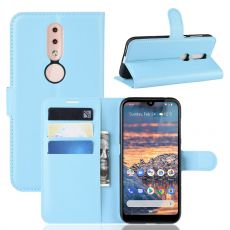 Luurinetti Flip Wallet Nokia 4.2 blue