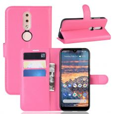Luurinetti Flip Wallet Nokia 4.2 rose
