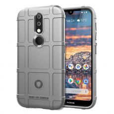 LN Rugged Shield Nokia 4.2 grey