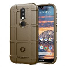 LN Rugged Shield Nokia 4.2 brown