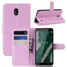 Luurinetti Flip Wallet Nokia 1 Plus Pink