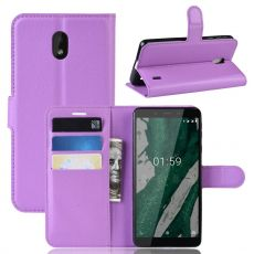 Luurinetti Flip Wallet Nokia 1 Plus Purple