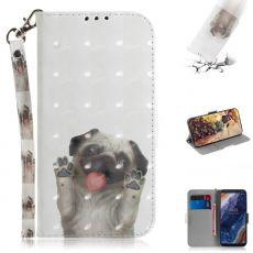 Luurinetti suojalaukku Nokia 9 PureView Teema 12