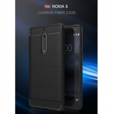 Luurinetti Nokia 5 TPU-suoja Black