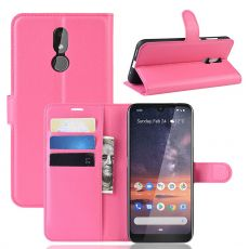 Luurinetti Flip Wallet Nokia 3.2 Rose