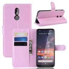 Luurinetti Flip Wallet Nokia 3.2 Pink