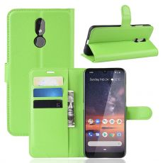 Luurinetti Flip Wallet Nokia 3.2 Green