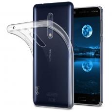 IMAK Nokia 5 TPU-suoja läpinäkyvä