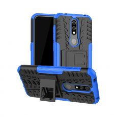 Luurinetti suojakuori tuella Nokia 4.2 Blue