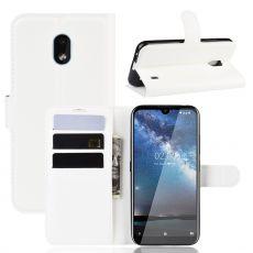 Luurinetti Flip Wallet Nokia 2.2 White